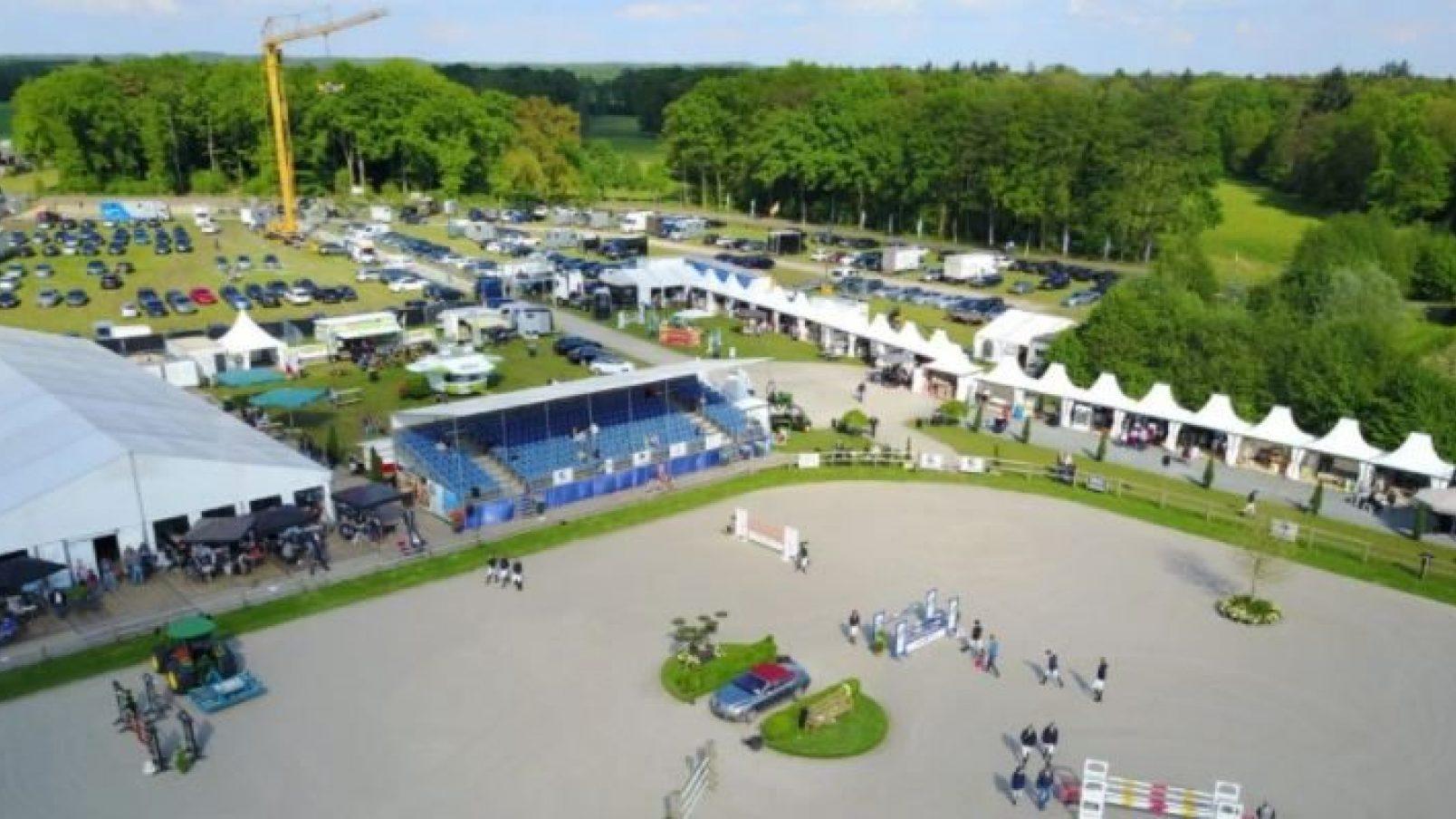Alweer streep door Jumping Schröder Tubbergen en gemeentelijk sportgala