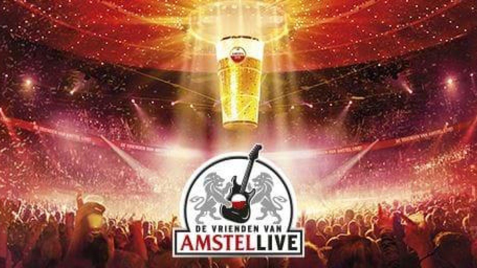 Kaarten voor Amstel Live beschikbaar
