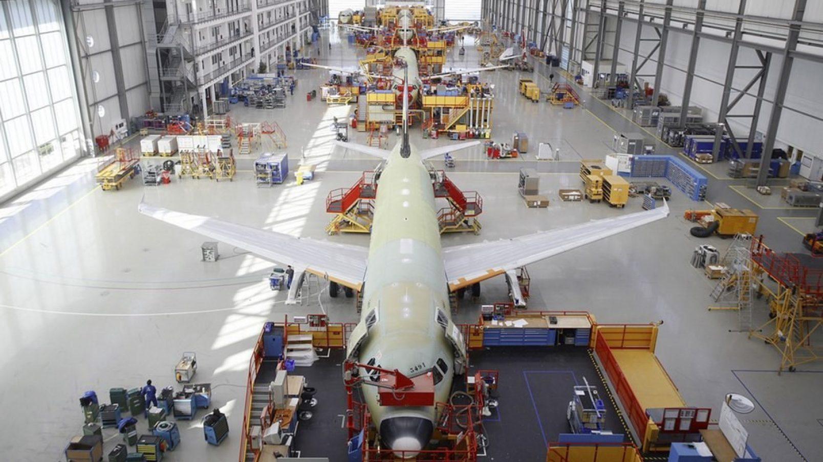 2-daagse reis naar Airbus  in Hamburg ( exacte datum voorjaar 2022 volgt )