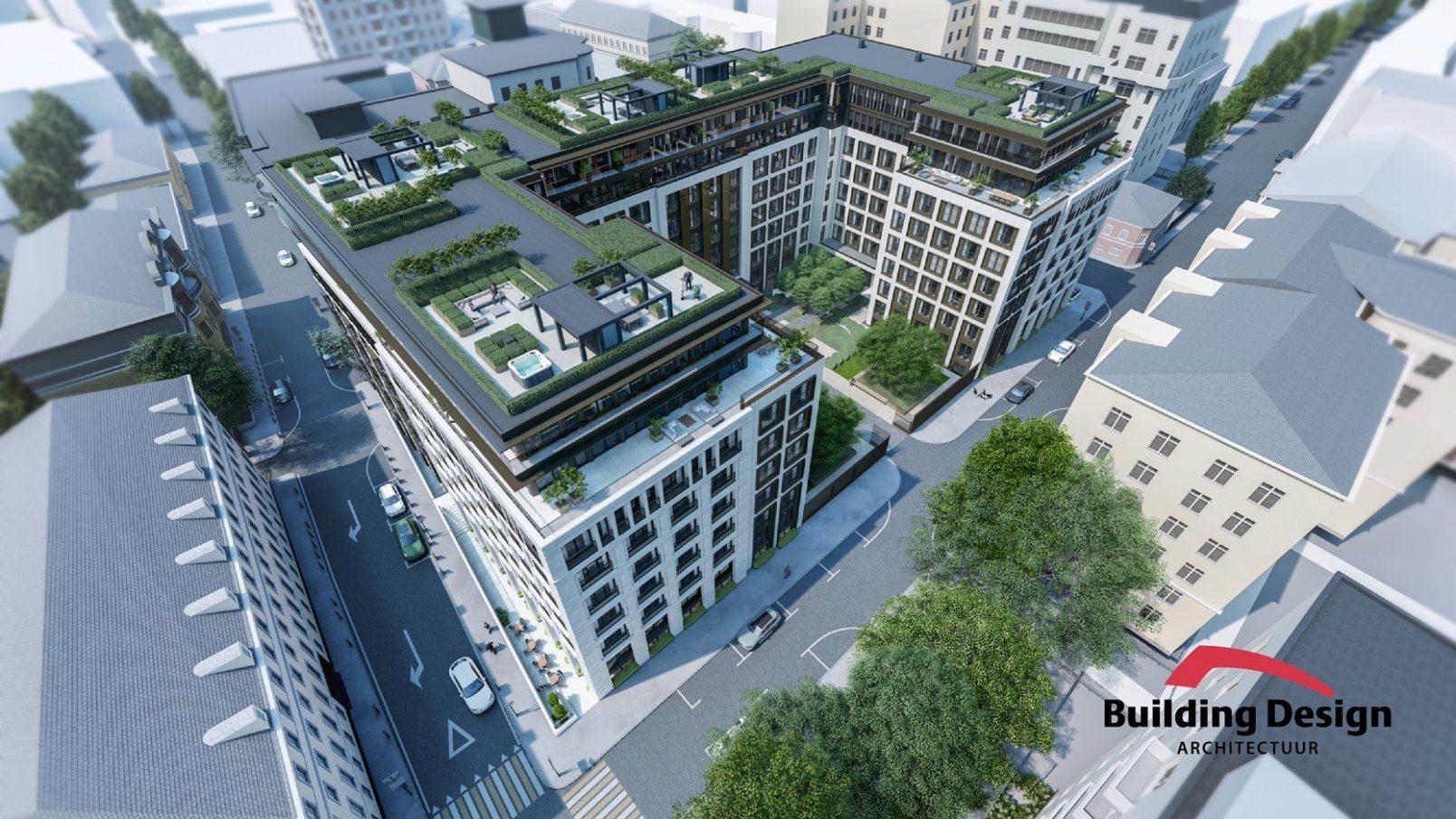 Project Moskou - Building Design Architectuur