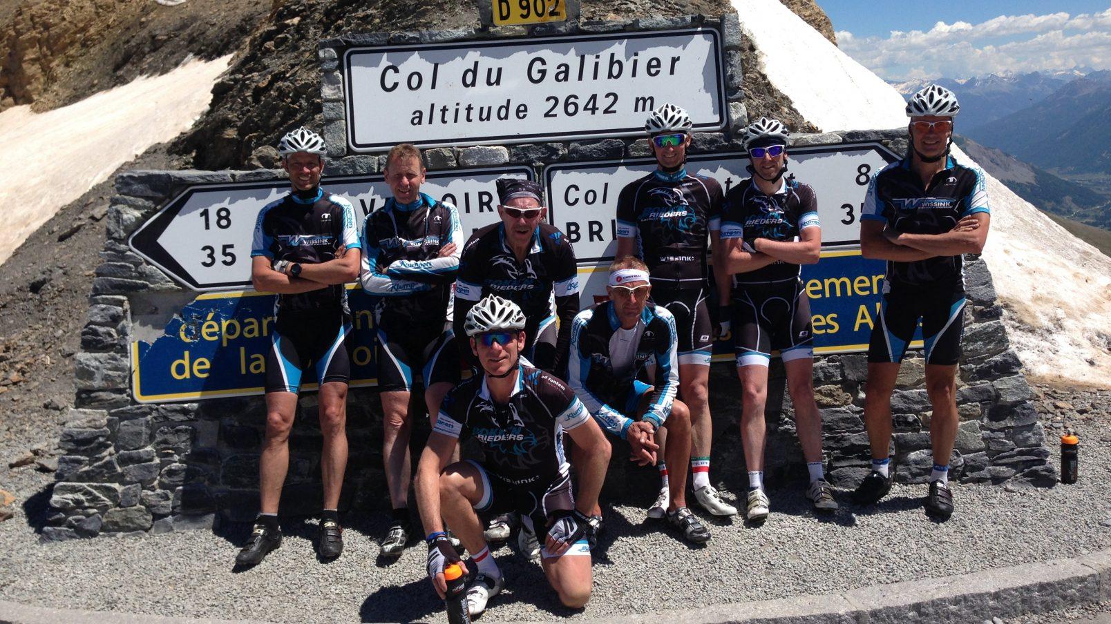 Wielerweek 2016 - Alpe d'Huez Frankrijk