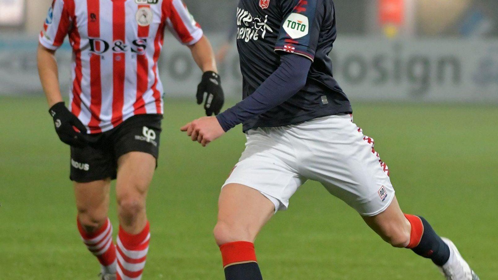 Sparta Rotterdam - FC Twente